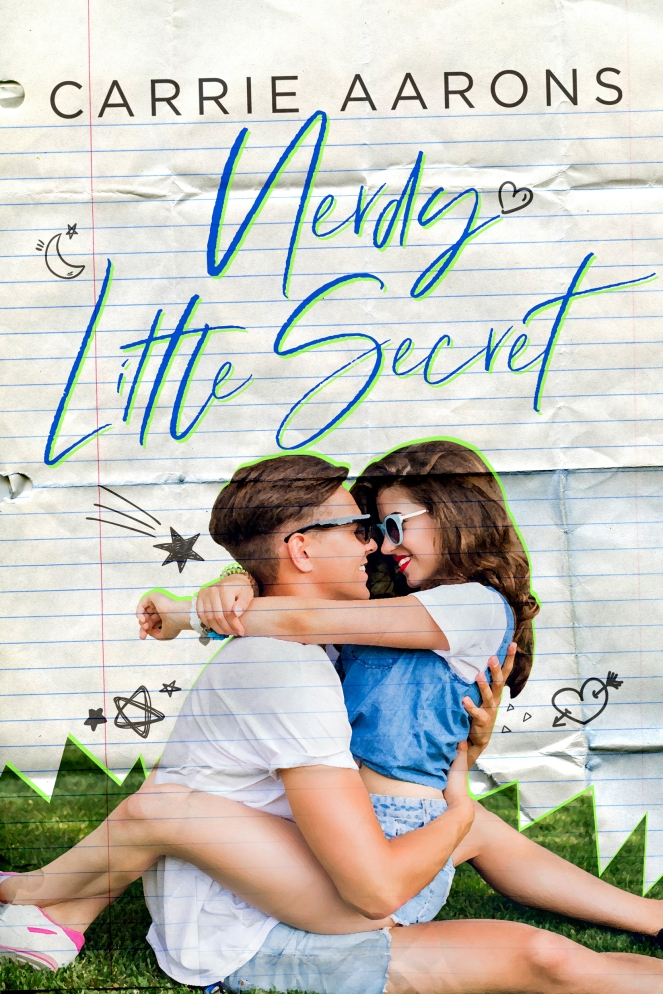 Nerdy Little Secret Cover
